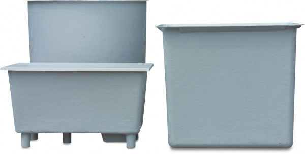 Polyester water tank
