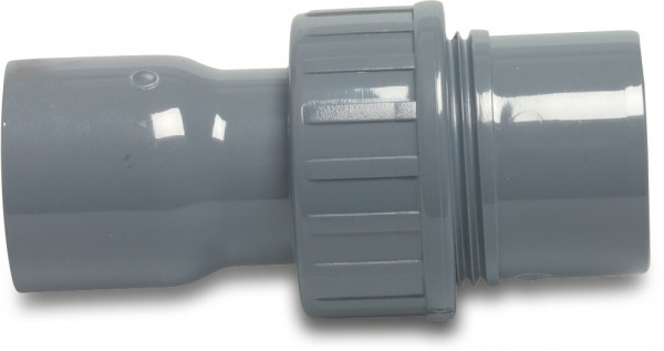 VDL Union coupler, made from tubing