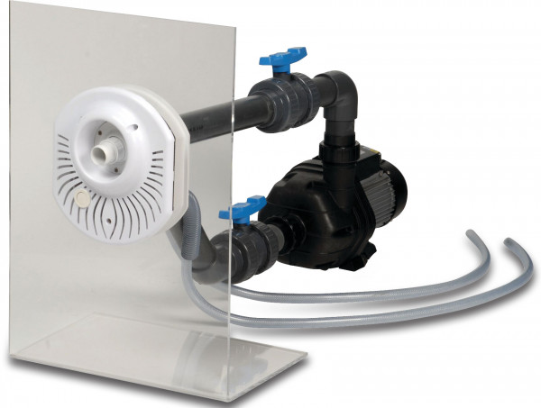Counter current system, type New Jet Vag