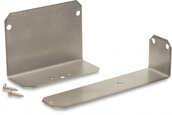 Mounting plate for Reka 2000 level switch