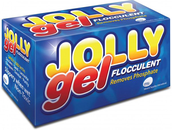 Jolly gel flocculant