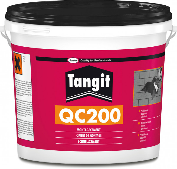 Tangit Assembly cement, type QC200