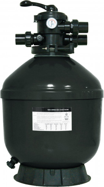 Mega TMG top mount sand filter