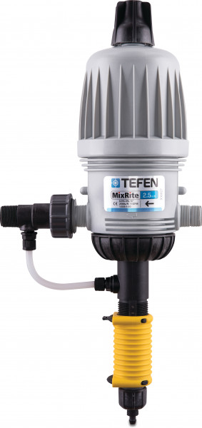 Tefen Dosing pump, type MixRite 2.5 On/Off external by-pass